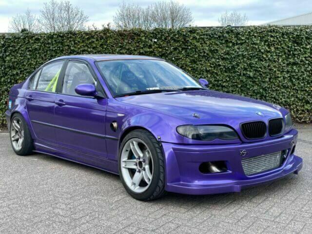 bmw e46 330i turbo